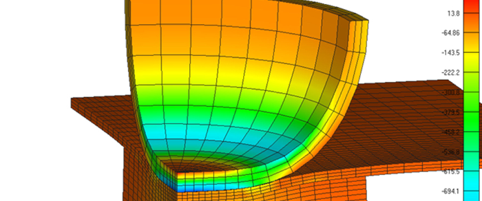 Smartcae simulate more innovate faster for Lineare fem